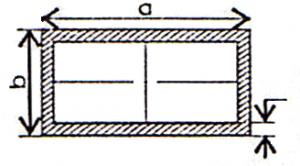 thép hộp chữ nhật