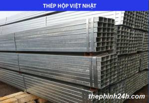 Thép hộp mạ kẽm Việt Nhật