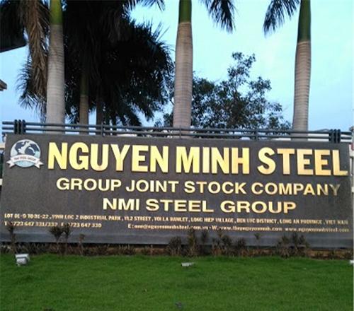 Tập đoàn thép Nguyễn Minh