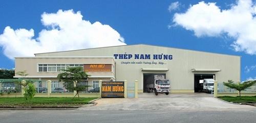 Nhà máy thép Nam Hưng