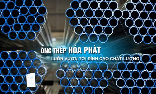 Thép ống Hòa Phát chất lượng