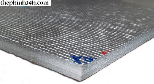 Mút xốp cách nhiệt chống nóng mái tôn