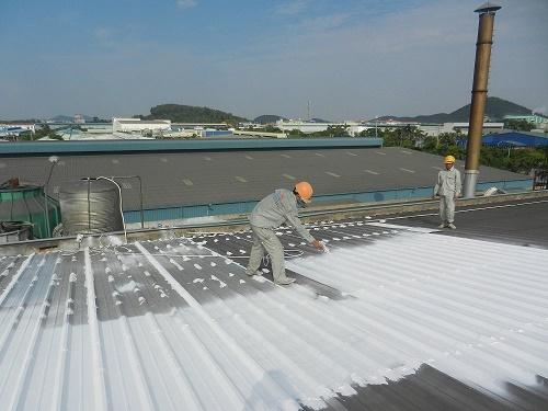 Sơn chống nóng mái tôn có hiệu quả không?