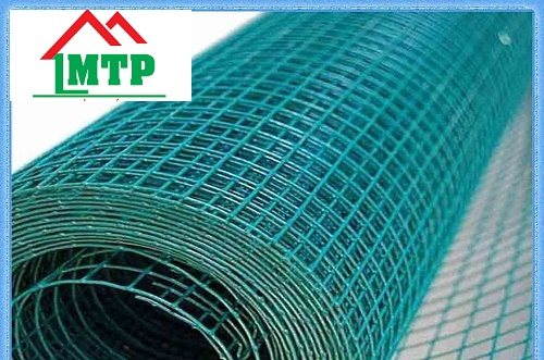 Lưới bọc nhựa