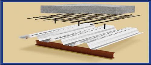 Tiêu chuẩn tôn sàn deck