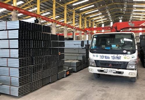 Dịch vụ vận chuyển vật liệu giá rẻ