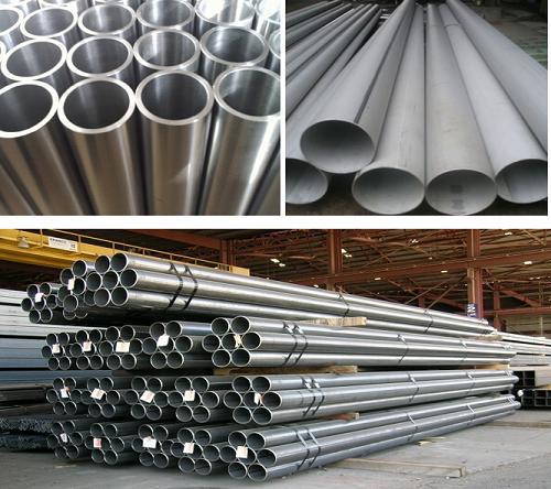 Các loại thép ống
