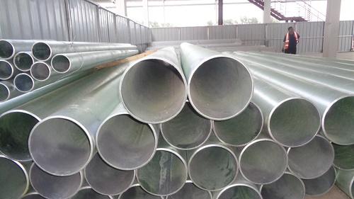 Thép ống Nguyễn Minh chất lượng
