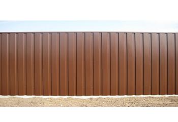 màu tôn hàng rào