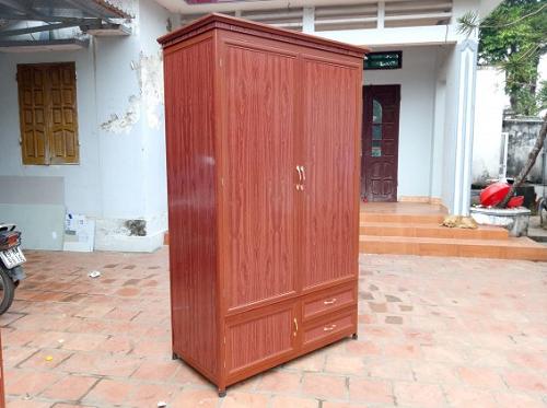 tủ tôn vân gỗ
