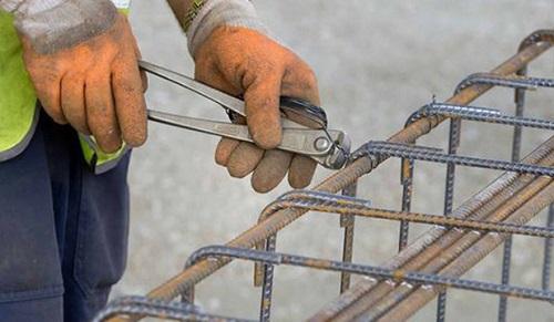Công dụng của dây kẽm buộc 1 ly xây dựng