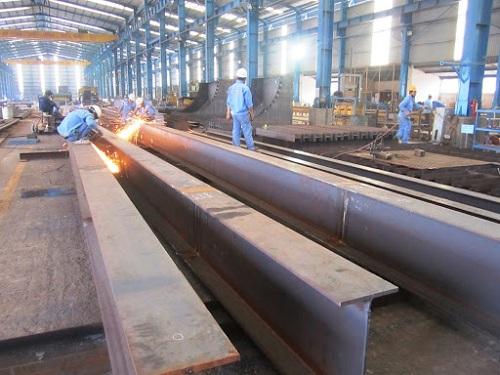 sản xuất thép hình i
