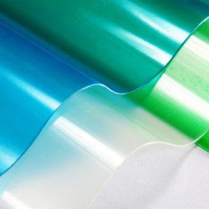 tôn nhựa PVC