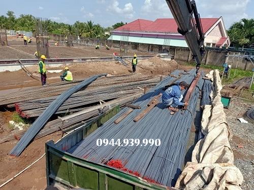 Vận chuyển vật liệu xây dựng