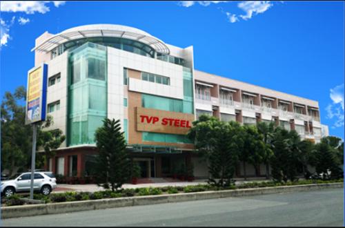 Công ty thép TVP