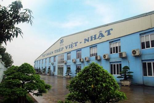 Tập đoàn thép Việt Nhật