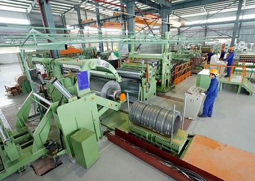 quy trình sản xuất